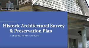 Historic Preservation Plan Presentation